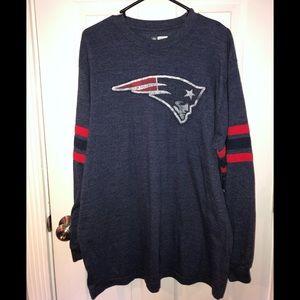 New England Patriots Men's XL Shirt